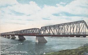 MONTREAL, Quebec, Canada, 1900-1910's; Victoria Bridge