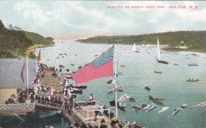 Regatta on North West Arm , HALIFAX , Nova Scotia , Canada , 00-10s