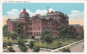 Pennsylvania Erie St Vincent's Hospital