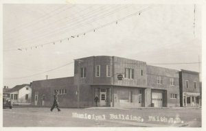RP; FAITH , South Dakota , 1930-40s ; Municipal Building