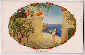 Little Tom Tucker by H. Willebeek Le Mair