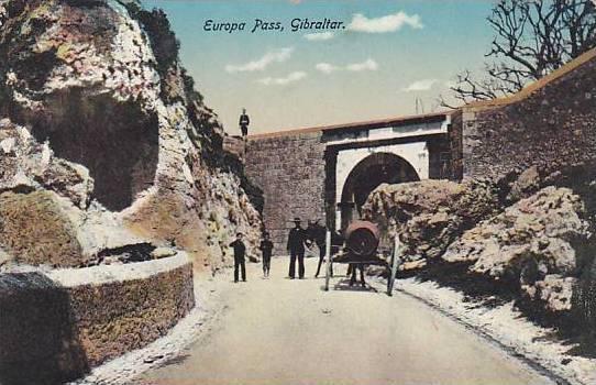 Europa Pass, Gibraltar, 00-10s