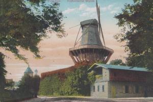 Polsdam Muhle Antique German Postcard