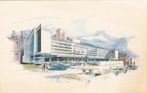 Martinique Hotel , MONTREAL , Quebec , Canada , 50-60s
