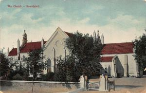 Pakistan Rawalpindi The Church Eglise Postcard