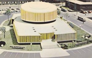 Dow Planetarium, Gift of Dow Brewery to the City of Montreal,  Quebec,  Canad...