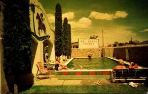Texas El Paso Del Norte Courts Patio Pool