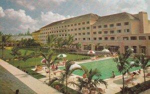 Emerald Beach Hotel. Nassau, 1950-1960s