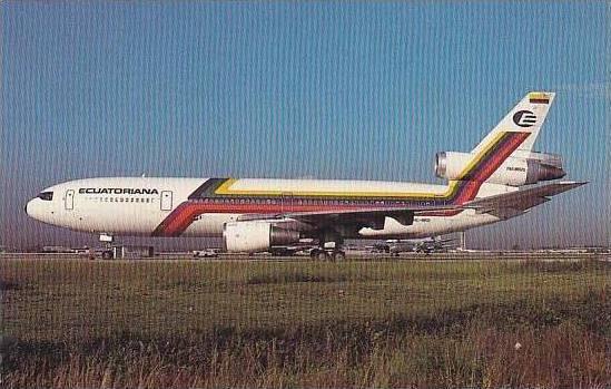 ECUATORIANA DE AVIACON McDONNELL DOUGLAS DC-10-30