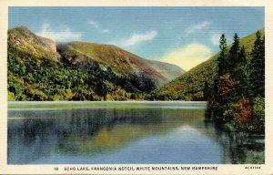 NH - Franconia Notch. Echo Lake