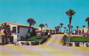 Florida Daytona Hacienda Ocean Front Cottages