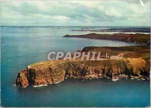 Modern Postcard Cape Frehel (C N) in Brittany Colors one of the most Grandios...