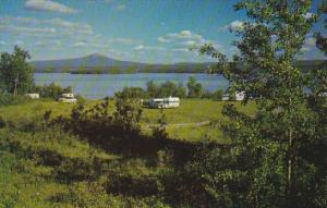 Canada Nulki Lake Campground Vanderhoof British Columbia
