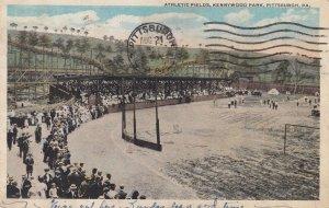 PITTSBURGH , Pennsylvania , 00-10s ; Athletic Fields , Kennywood Park