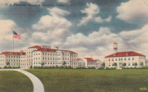 AMARILLO , Texas , 30-40s ; U.S. Veterans' Hospital