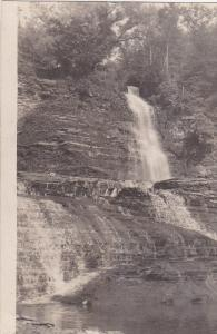 RP: Water fall , WATKINS , New York , PU-1911