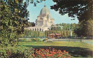 Saint Joseph's Oratory of Mount Royal Canada Postcard