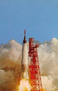 Launch of Nassau Mercury Atlas six Florida, USA Space Unused