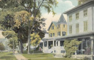 DANBURY , Connecticut , PU-1911 ; West Street