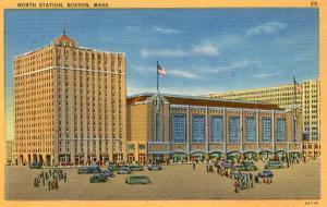 MA - Boston. North Station