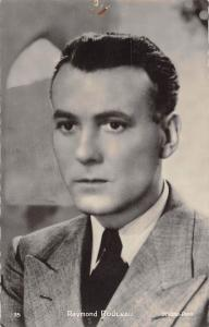 Raymond Rouleau, actor, Discina Paris