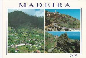 Portugal Madeira Faial Multi View
