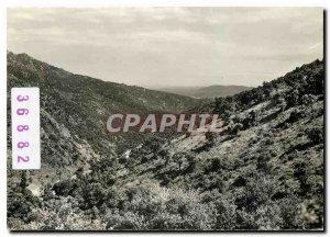 Postcard Modern Surroundings Perthus PO Versant Spanish