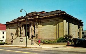 Ohio Akron Art Institute East Market Street