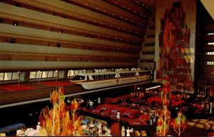 Florida Walt Disney World Contemporary Resort Grand Canyon Concourse