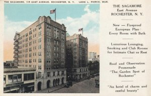 ROCHESTER , New York, 1900-10s ; The Sagamore, 115 East Avenue