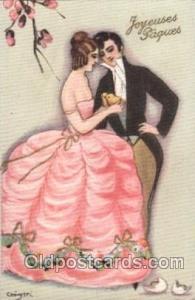 Series 177 Artist Chiostri Postcard Post Card Series 177 Series 177 Artist Ch...