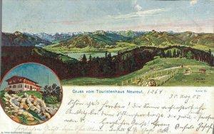 Germany - Gruss vom Touristenhaus Neureut 03.29