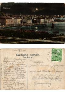 CPA Croatia Pola - Pula  (571748)