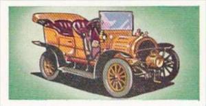 Glengettie Tea Trade Card Vintage Cars No 15 Spyker 1905