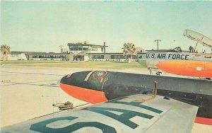 Chris Edwards Airforce Base Mojave Desert California Military Postcard 20-11021