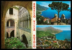 Ravello Villa Rufolo
