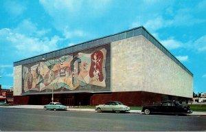 Nebraska Lincoln Pershing Municipal Auditorium