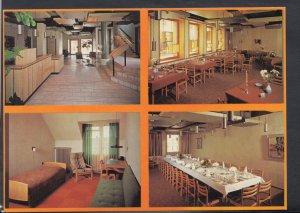 Denmark Postcard - Herning Missions Hotel    DC1734