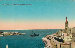D/B Marsamuscetto Harbor, Malta