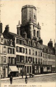 CPA BOULOGNE-sur-MER - Le Beffroi (268283)