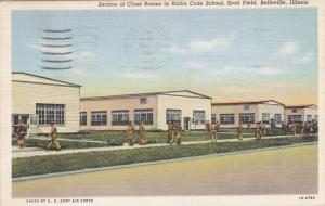 BELLEVILLE , Illinois , PU-1943 ; Scott Field , Radio Code School