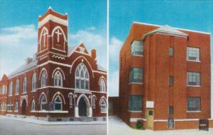 Ohio Cincinnati Union Baptist Church & Social Center
