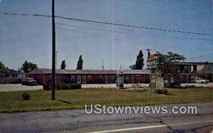 Lake Sunset Motel Fremont NE Unused