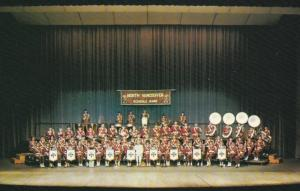 NORTH VANCOUVER , B.C. , Canada , 50-60s ; School Bands