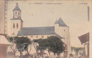 France Lourdes L'Eglise Paroissiale