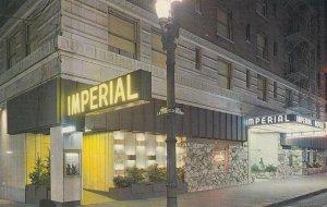 PORTLAND , Oregon , 50-60s ; Imperial Hotel