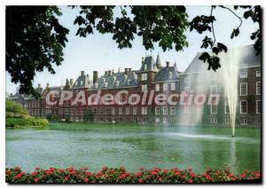 Postcard Modern Denhaag Holland