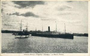Admiral Dewey's Flagship, Olympia Military Ship, Ships, Post...