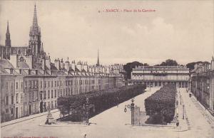 France Nancy Place de la Carriere