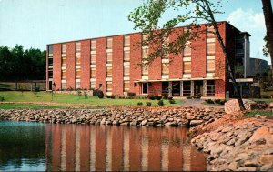 Massachusetts Waltham Anna Renfield Hall Brandeis University